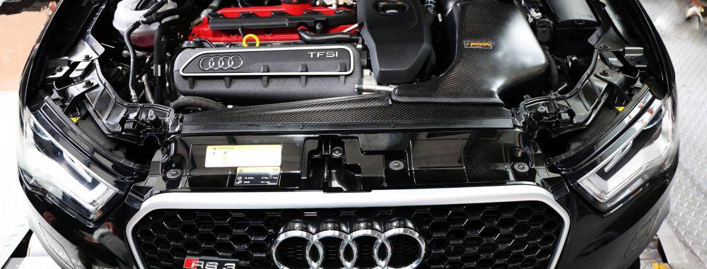 AUDI RS3 8V: Air-Intake und Leistungen bis 700 PS!