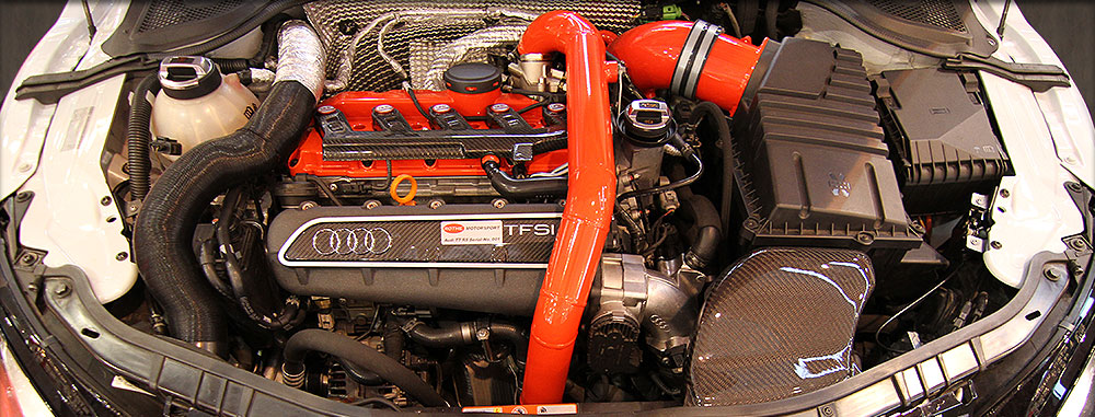 Audi TTRS aus dem Hause Rothe-Motorsport mit bis zu 602PS!