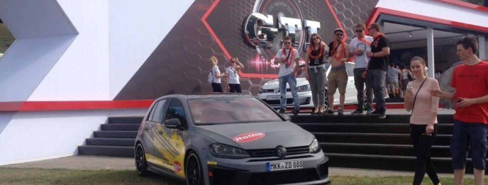 Volkswagen Golf 7 R: RM 450 TFSI @ Wörthersee-GTI-Treffen 2015