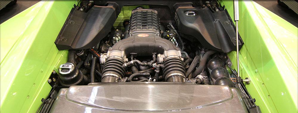 ... oder mit Rothe Kompressor-Umbau und 780 PS & 800 NM !